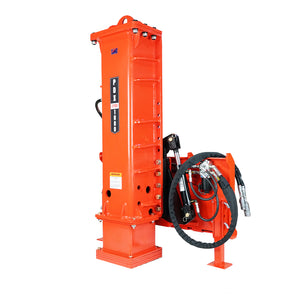 Attachments - Skid Steer Post Pounder