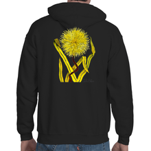 Load image into Gallery viewer, Grassy Dandelion Unisex Hoodie