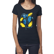 Load image into Gallery viewer, Autumn Bluebell Femme Scoop Neck Tee