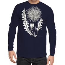 Load image into Gallery viewer, Dandelion Unisex Long Sleeve