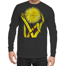Load image into Gallery viewer, Grassy Dandelion Unisex Long Sleeve