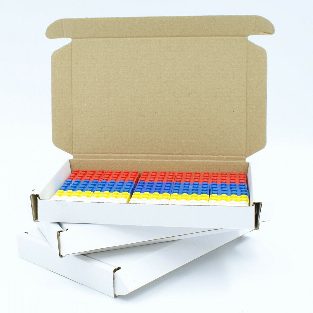 35 LEGO® 2x4 Bricks - Item No. 3001
