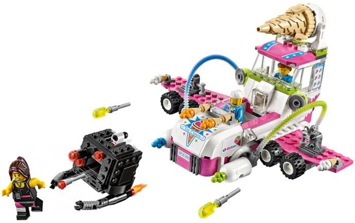 LEGO® The Lego Movie 70804 Ice Cream Machine