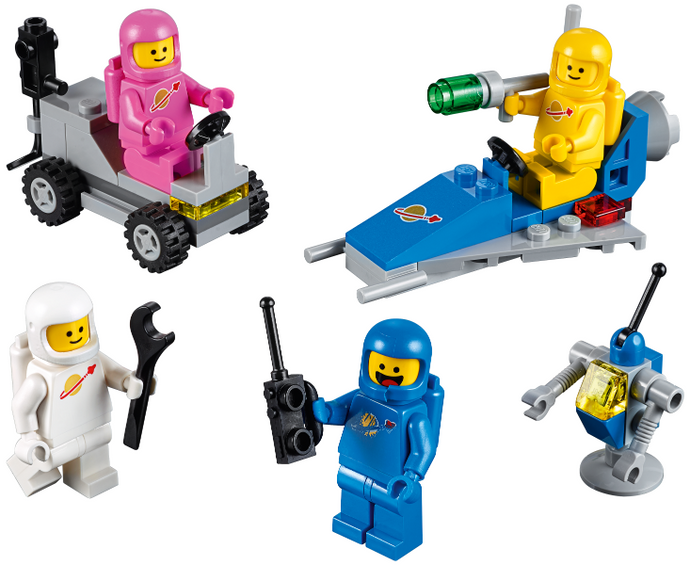 The LEGO Movie 2 - Benny's Space Squad - Set No 70841