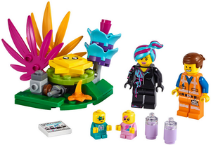 The Lego Movie 2 - Good Morning Sparkle Babies! - Set No 70847