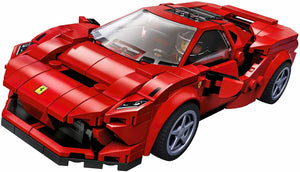 Lego - Speed Champions Ferrari F8 Tributo - Set No 76895