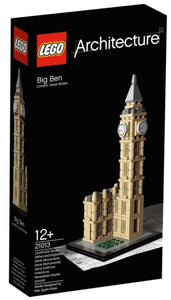 USED Lego 21013 Architecture Big Ben