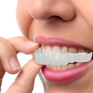 Perfect Snap on Smile Braces - Instant Smile Clip on Veneers