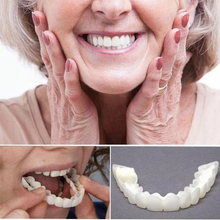 Load image into Gallery viewer, Perfect Snap on Smile Braces - Instant Smile Clip on Veneers