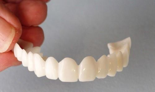 Snap On Smile Veneers that you can eat with.Top & Bottom On Sale - Ezaky