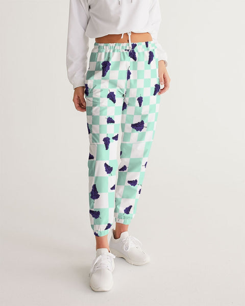 Grapevine Checker Women's Track Pants