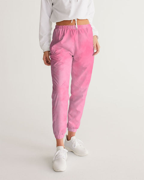 Clouds Pink Women's Track Pants