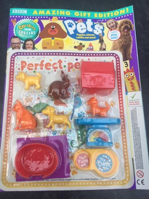 Cbeebies Special Gift Magazine - Issue 139 Magazine 5 Minute Fun Shop