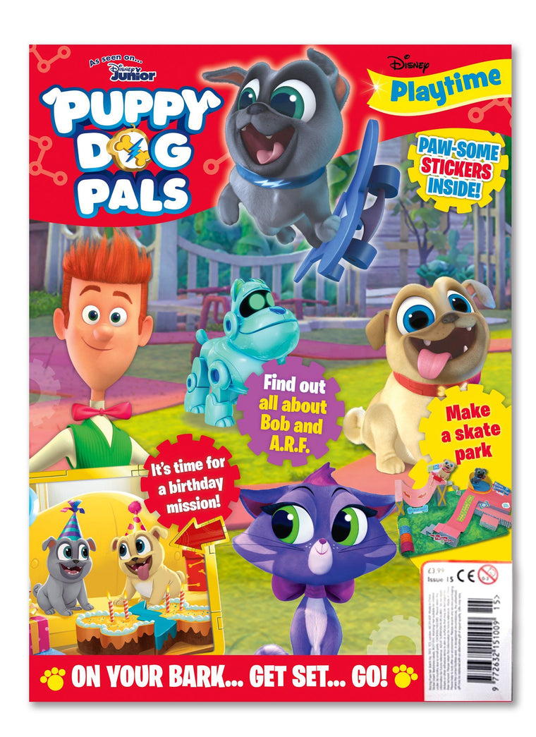 Disney Playtime Magazine - Issue 15 Ungifted Magazine 5 Minute Fun Shop