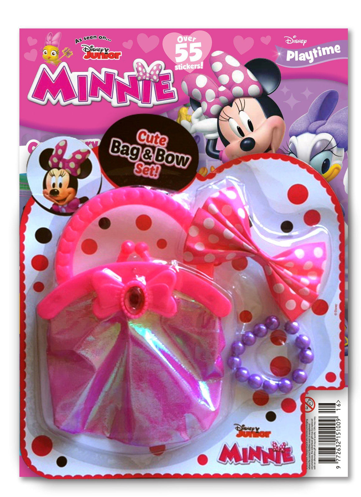 Disney Playtime Magazine - Issue 16 Gifted Magazine 5 Minute Fun Shop