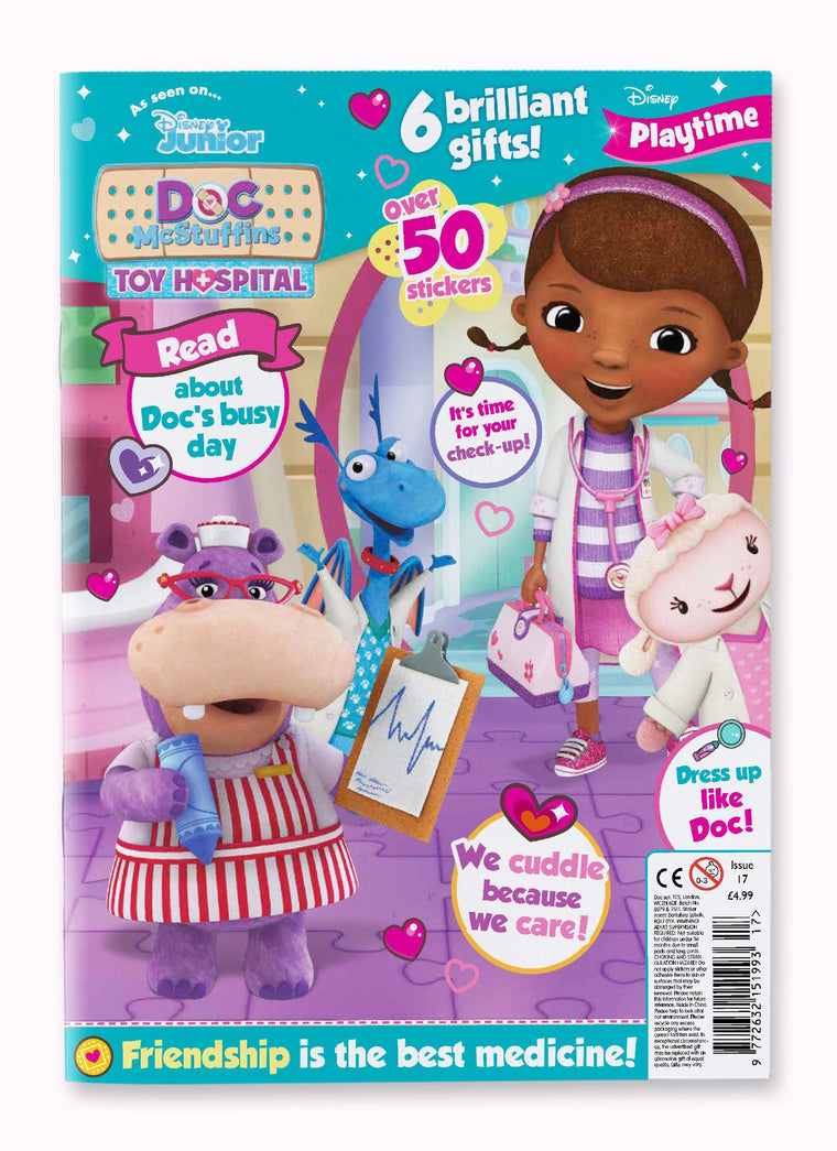 Disney Playtime Magazine - Issue 17 Ungifted Magazine 5 Minute Fun Shop