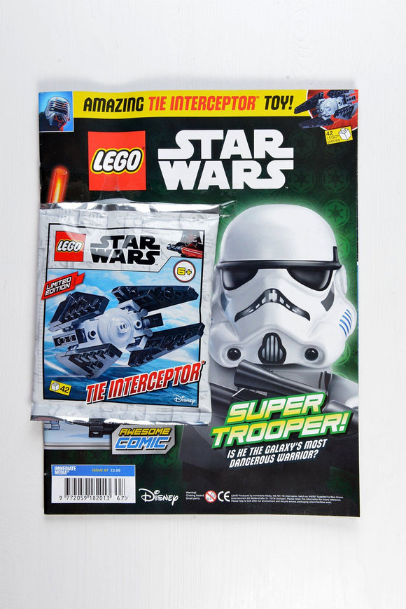 LEGO Star Wars Magazine Issue 67 - Gifted Magazine 5 Minute Fun Shop