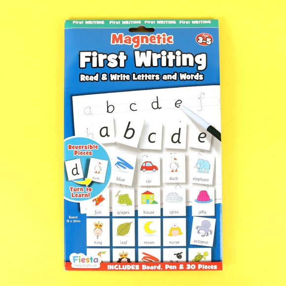 Magnetic First Writing Magnets Fiesta Crafts