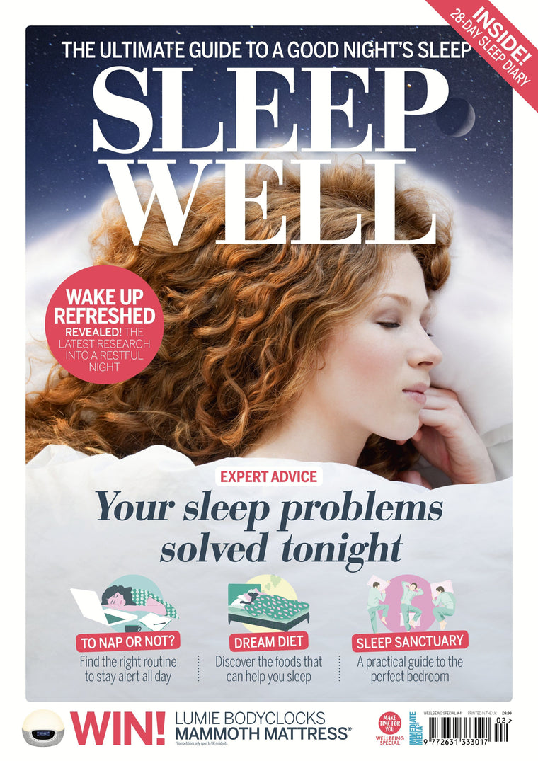Sleep Bookazine Magazine IMC New Stock