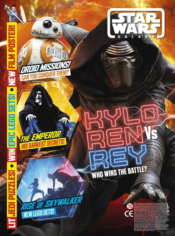 Star Wars Magazine Issue 9 - Ungifted Magazine 5 Minute Fun Shop