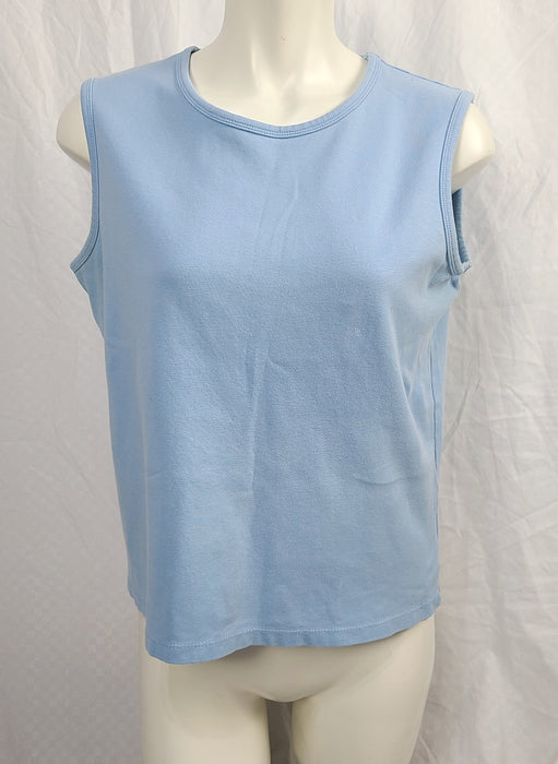 White Stag light blue womens tank