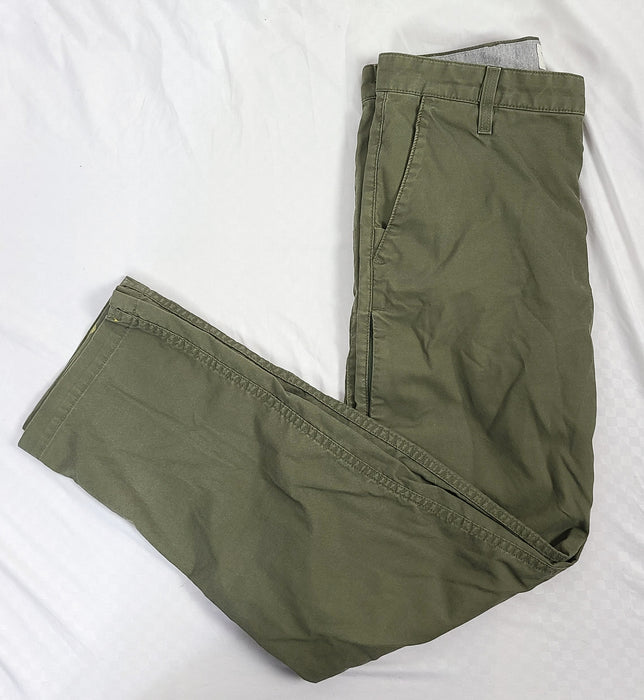 Dockers army green pants