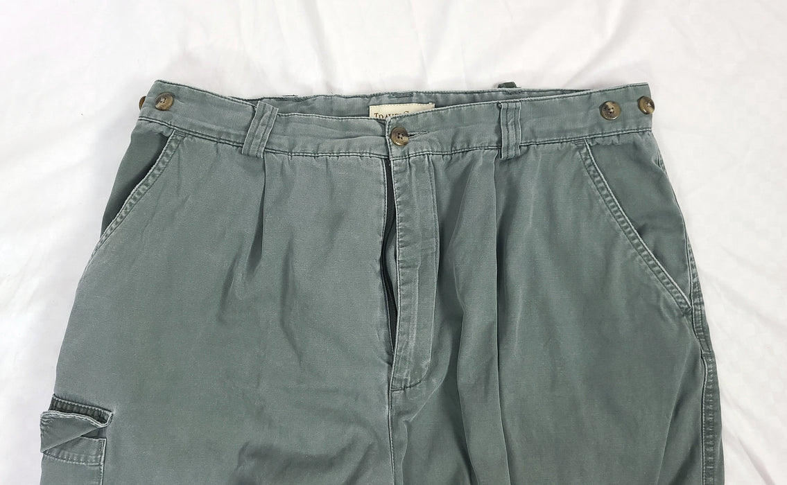 Travel Smith green womens pants