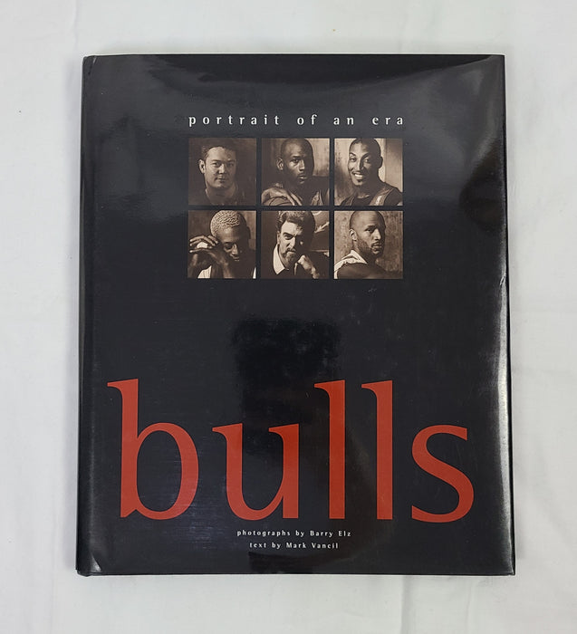 Bulls: Portrait of an Era coffee table book