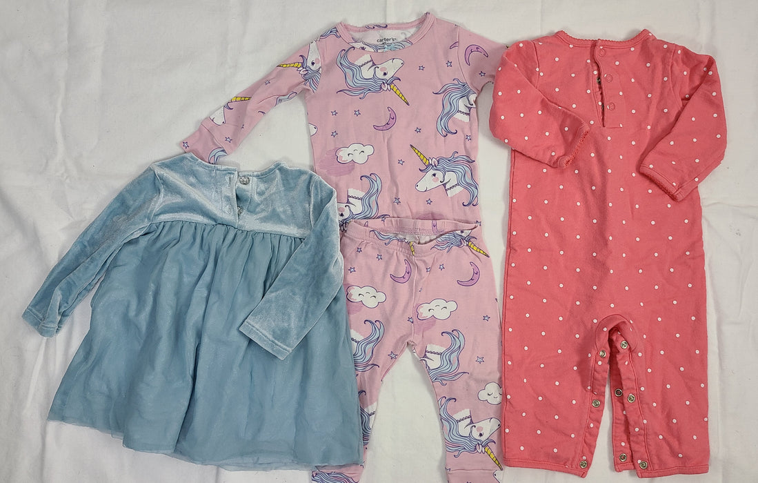 Girls clothing bundle, size 12 months