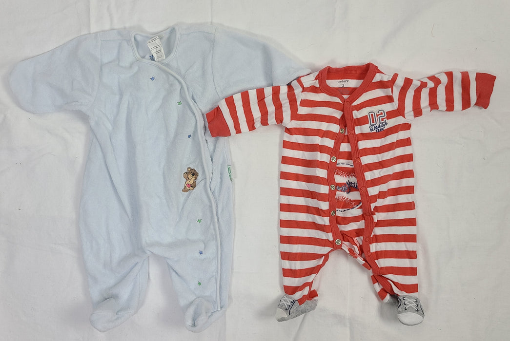 Boys onesie bundle, size 3 months