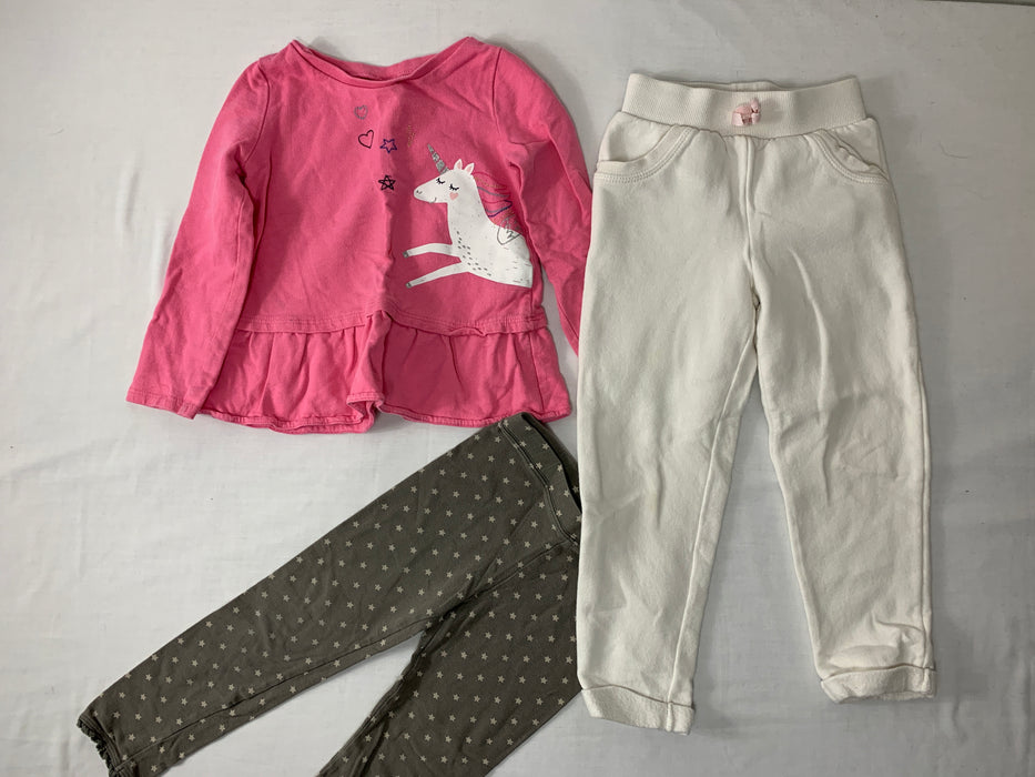 Bundle girls clothes size 4t