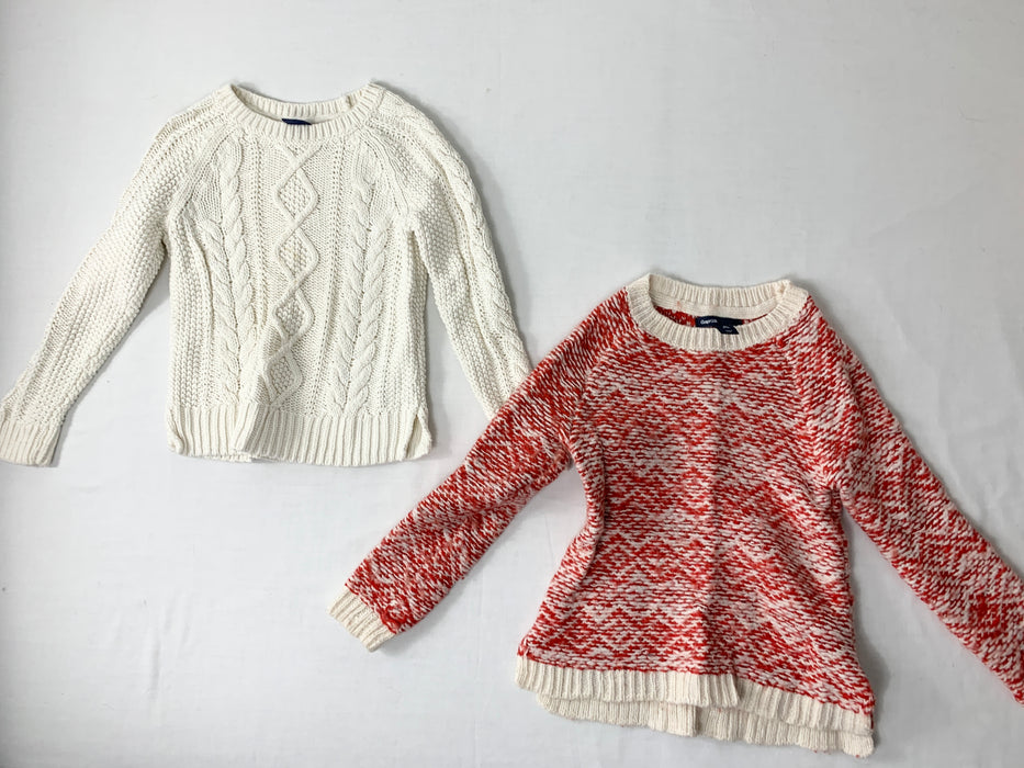 Bundle Gap girls sweaters size 4-5t