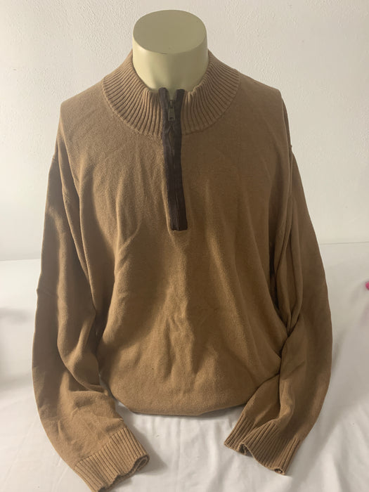 Oak Hill Mens Sweater Jacket size 4XLT