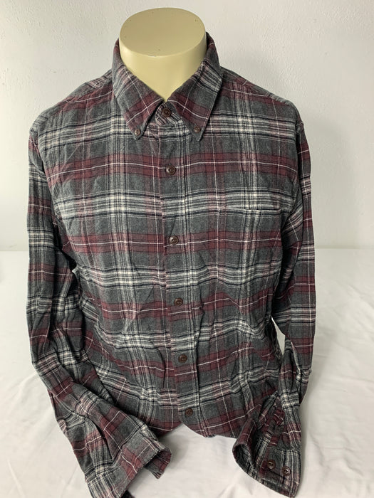 Weatherproof Mens Collared Shirt Size Large