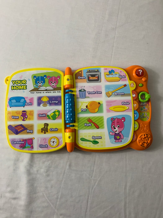 Vtech Baby Educational Touch & Teach Word Book