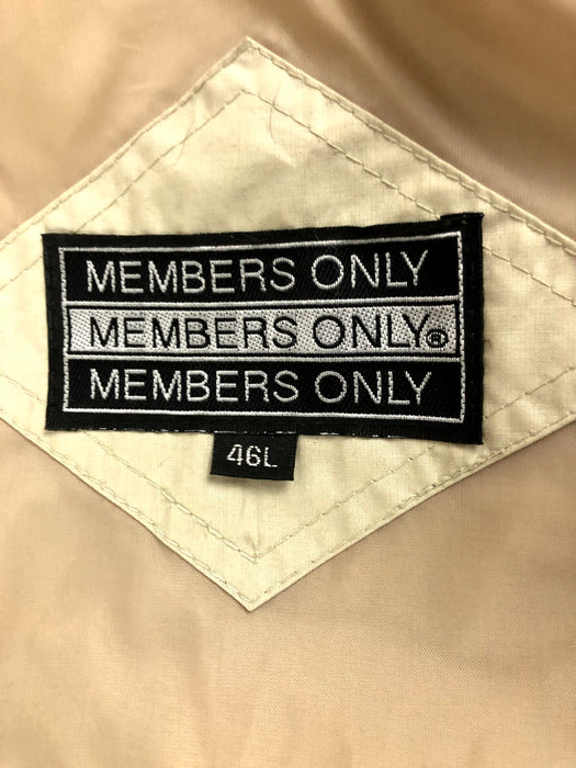 Members Only Jacket Size 46L