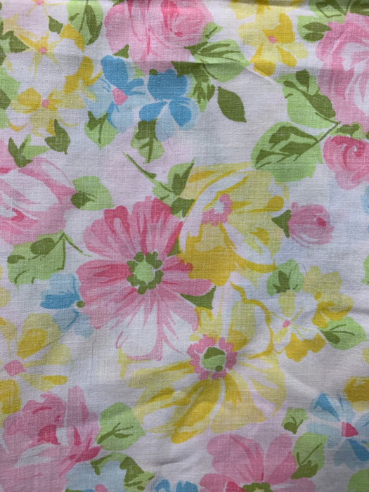 Marvelaire by Springmaid Floral Vintage Twin Sheets