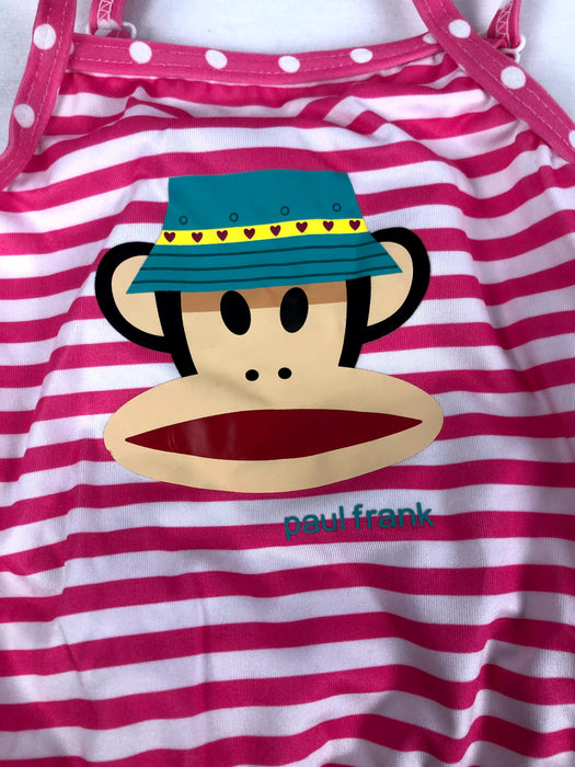 Paul Frank 2 Piece Pink Swim Suit Size 2T