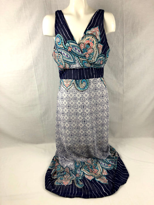 Alya Blue Dress Size 1