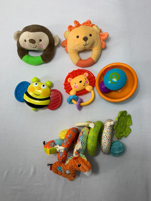 Bundle Baby Toys 6 pieces