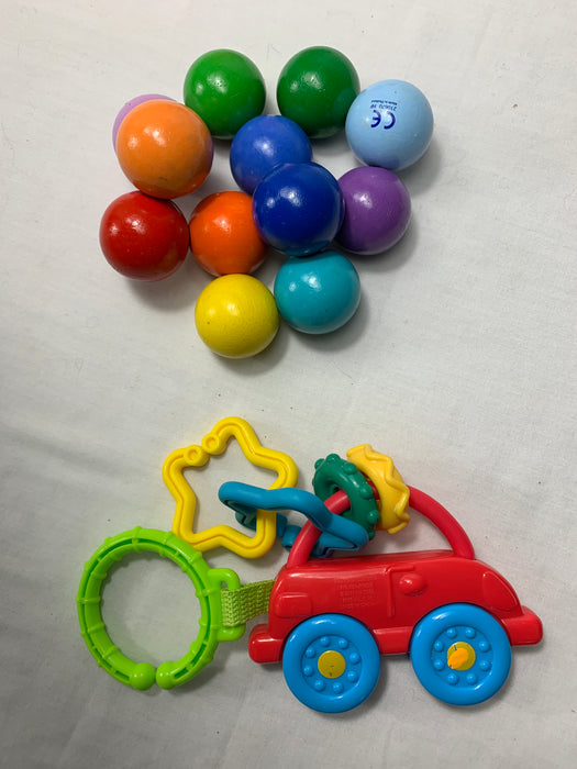 Bundle Baby Toys 4 piece