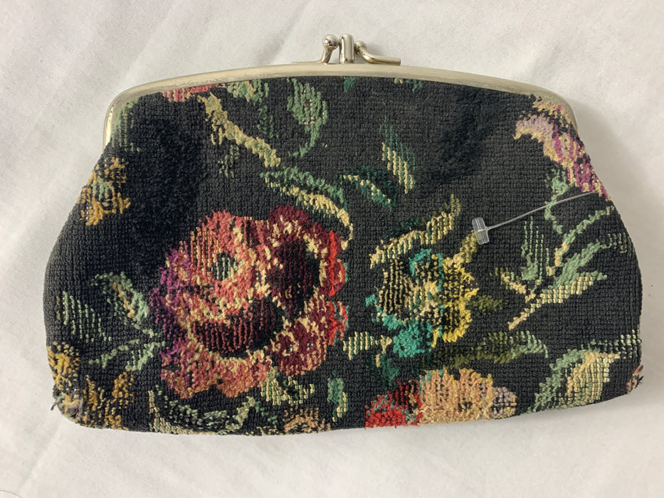 Vintage Small Purse Size 8""