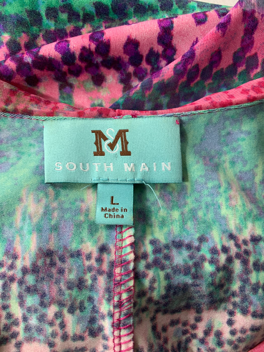 South Main Shirt Size Large