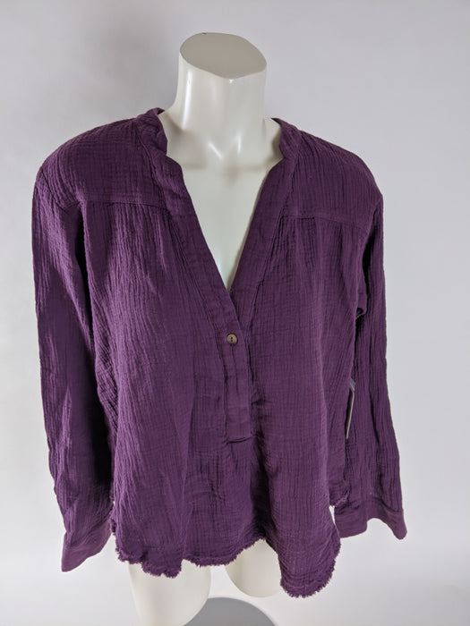 Free people women's shirt S
