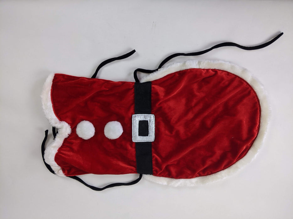 Dog Outfit - Mrs. Claus Size L