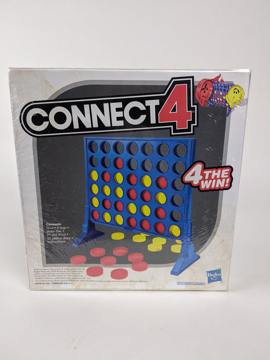 Connect 4 (New!)