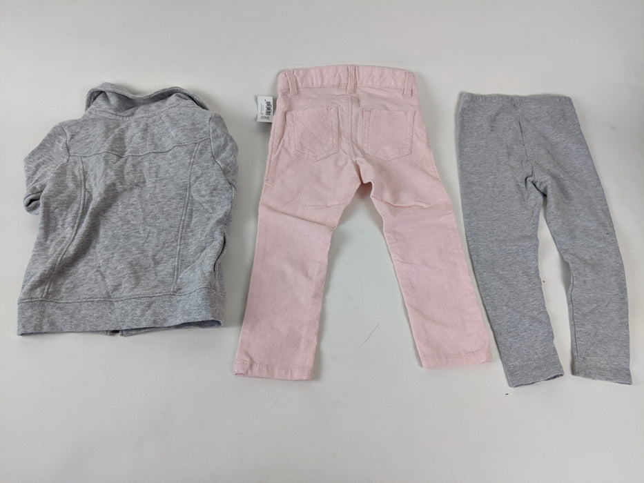 3 pc. Bundle Girls Clothes Size 3T
