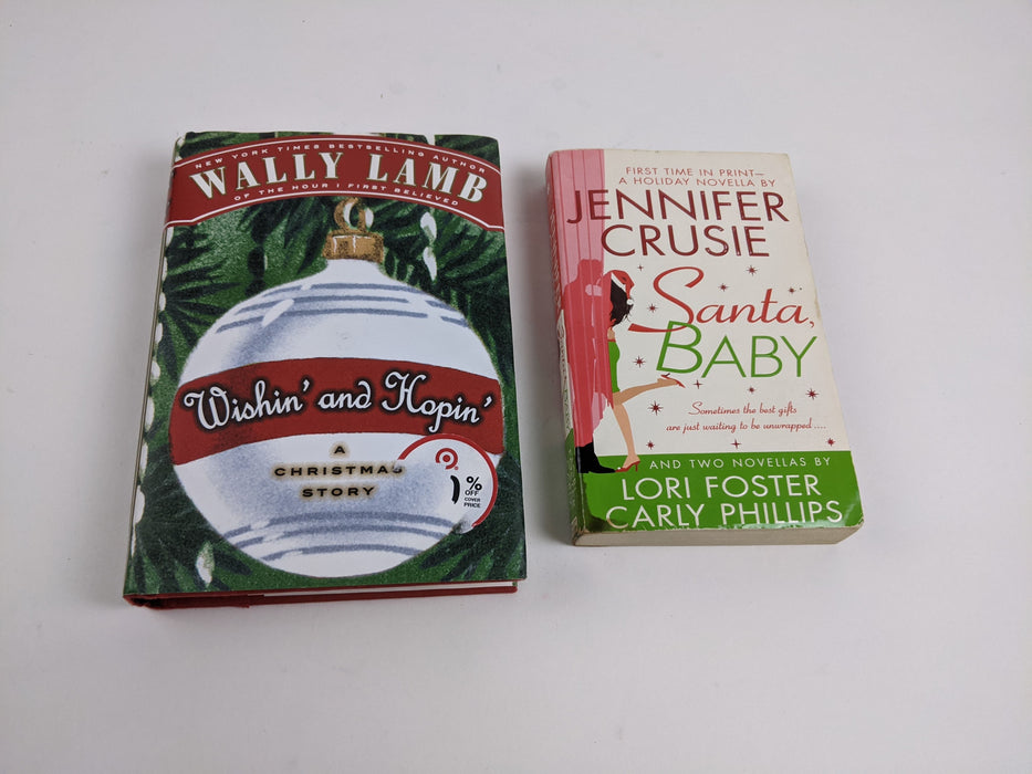 2 pc. Bundle Holiday Books