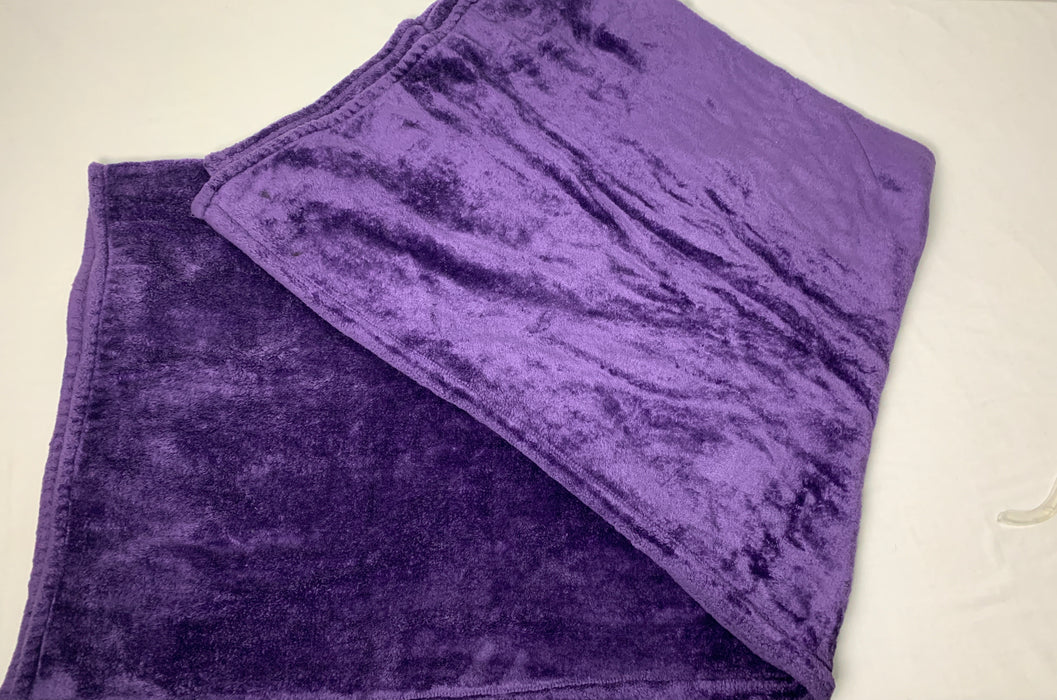 Orthpoint purple blanket