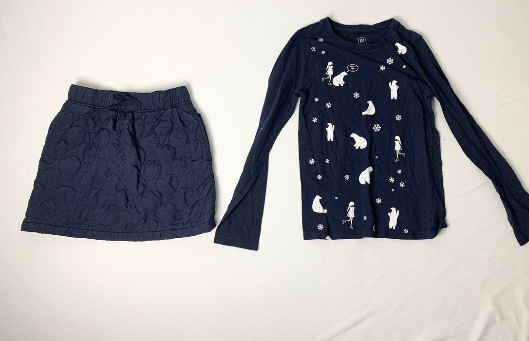 Bundle girls clothes size 7/8